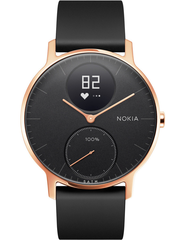 withings-activity-tracker-nokia-steel-hr-36mm-leder-rose-gold-edition-schwarz